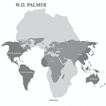 Africa's Gift to the World: The African Diaspora - by W.D. Palmer