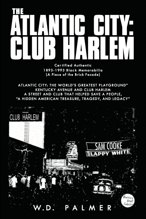 The Atlantic City: Club Harlem cover