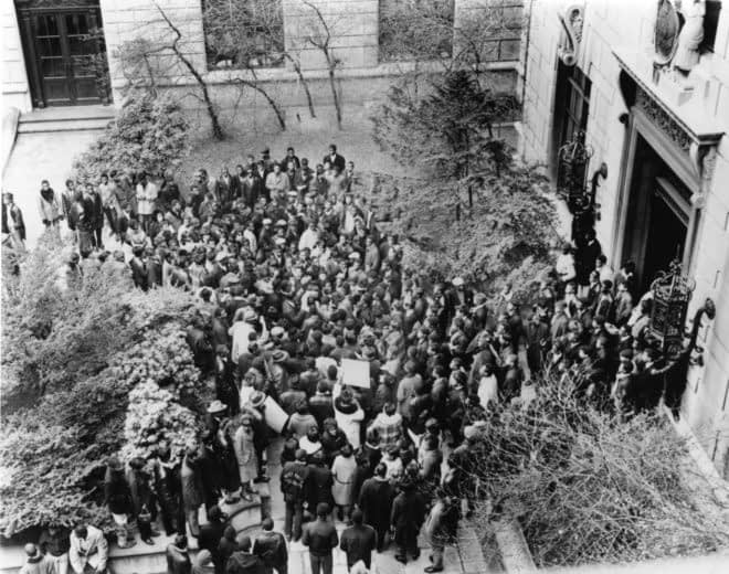 1967 School Strike in Philadelphia, from HiddenCityPhila.org